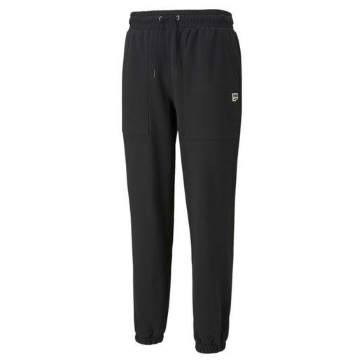PUMA Jogginghose »Downtown French Terry Herren Sweatpants«