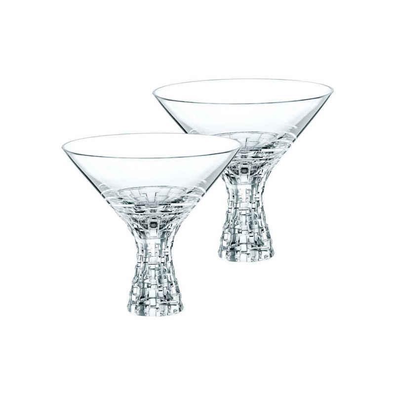 Nachtmann Martiniglas »Bossa Nova Martinigläser 2er Set«, Glas