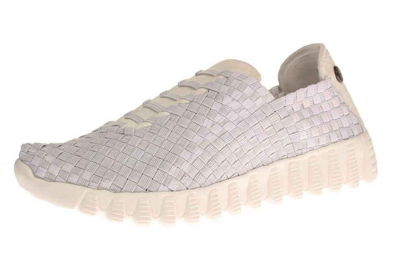 BERNIE MEV »bm62 zip vivaldi-002white-37« Sneaker
