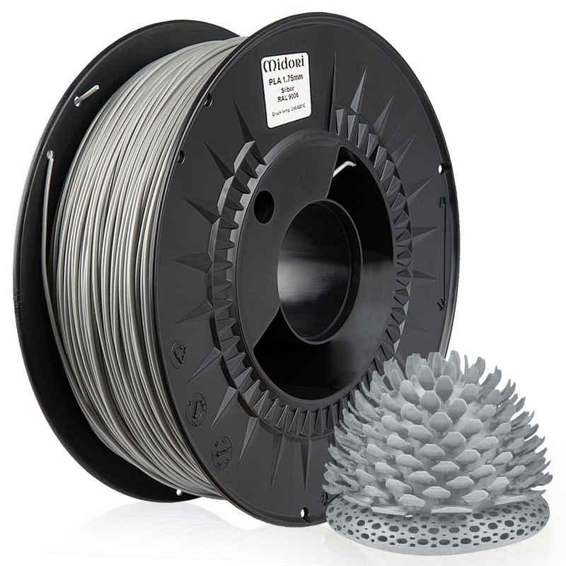 Midori 3D-Drucker-Stift, 3D Drucker Filament PLA PETG 1,75mm 1kg