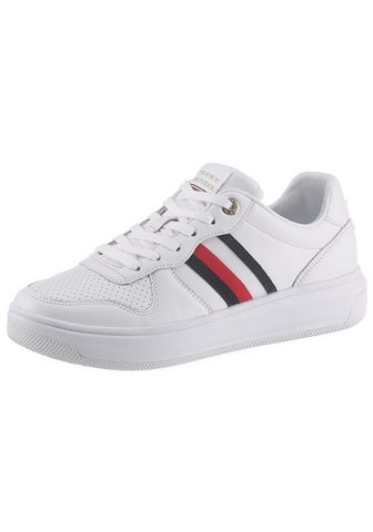 TOMMY HILFIGER »TOMMY TAPE LEAHTER CUPSOLE« Sneaker s...