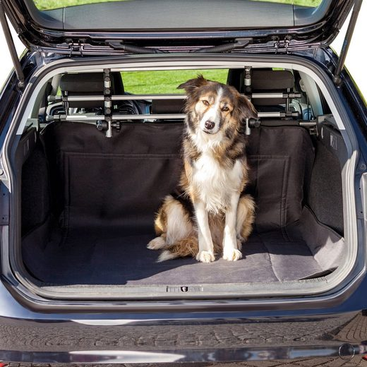 TRIXIE Hunde-Decke , BxT: 120x150 cm, schwarz