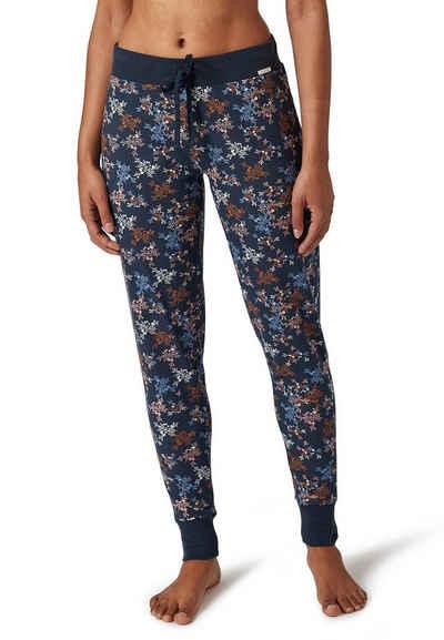 Skiny Pyjamahose Modisches Design