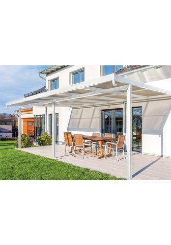 GUTTA Terrassendach »Premium« BxT: 611x406 c...