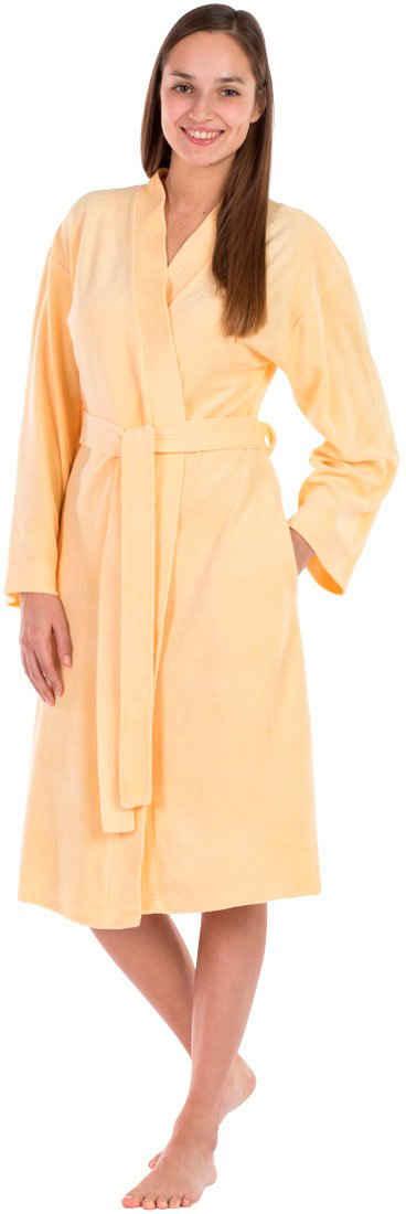 Damenbademantel »Jersey«, framsohn frottier, besonders leicht