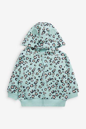 Next Kapuzensweatshirt »Weicher Jersey - Kapuzenpullover« (1-tlg)