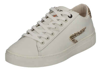 HUB »HOOK Z L31« Sneaker Off White Cheetah