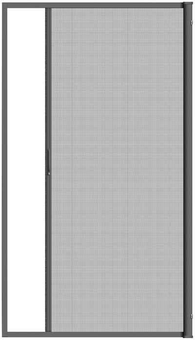 SCHELLENBERG Insektenschutz-Rollo, BxH: 160x225 cm, Rahmen anthrazit