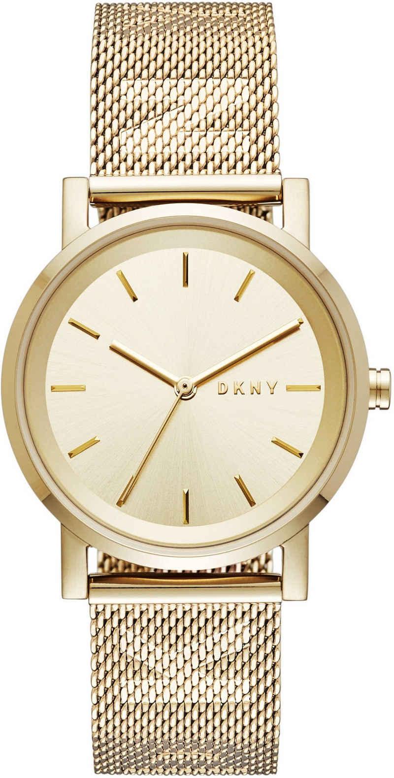 DKNY Quarzuhr »NY2621, SOHO«