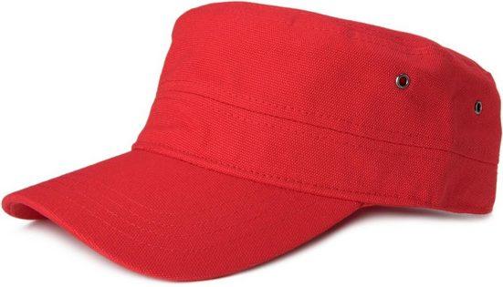 styleBREAKER Baseball Cap »Cap im Military Stil«