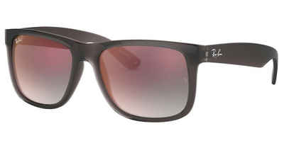 RAY BAN Sonnenbrille »JUSTIN RB4165«