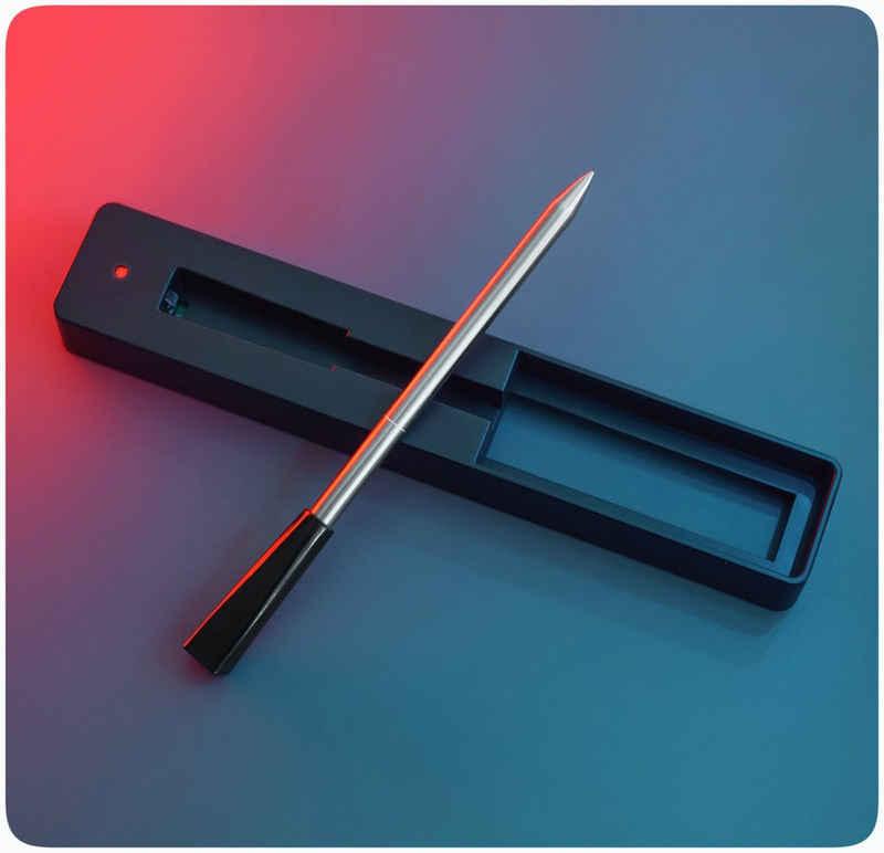 PRECORN Grillthermometer »Fleischthermometer kabellos Grillthermometer für Ofen Grill Küche BBQ Smoker Kochen Thermometer mit Bluetooth«