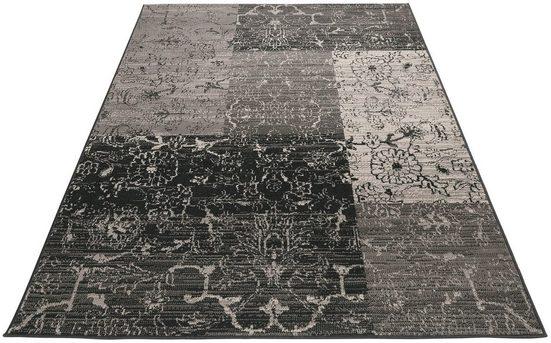 Teppich »Bennet«, my home, rechteckig, Höhe 7 mm, Vintage Design