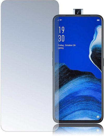 4smarts Glasfolie »Second Glass 2.5D für Oppo Reno 2 Z«