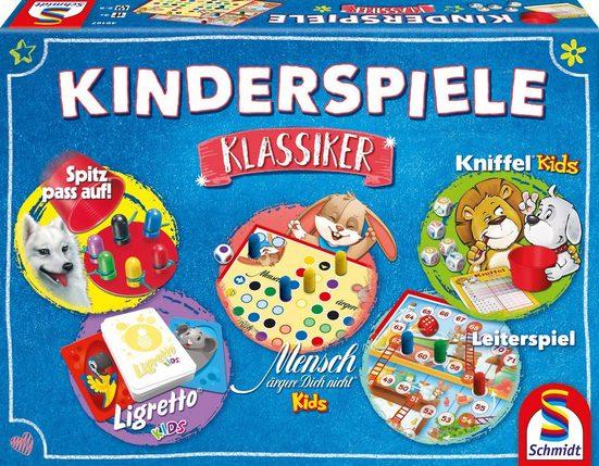 Schmidt Spiele Spielesammlung, »Kinderspiele Klassiker«