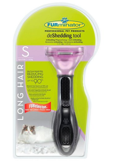 Furminator Katzen-Pflegebürste »FURminator Short Hair Large Cat S«