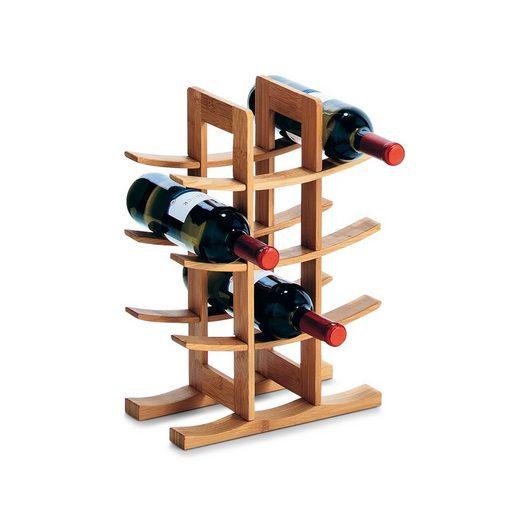HTI-Living Weinregal »Weinregal für 12 Flaschen Bambus«