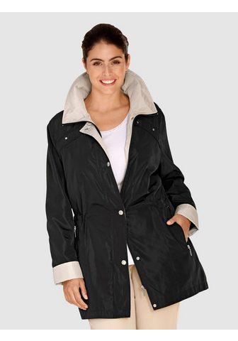 m. collection Outdoorjacke in Kontrastverarbeitung