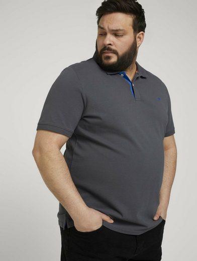TOM TAILOR Men Plus Poloshirt »Polohemd im Doppelpack«