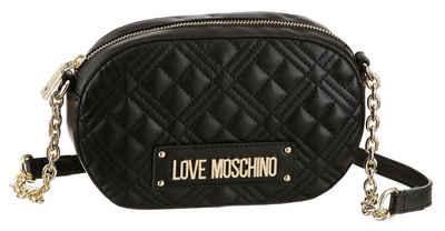 LOVE MOSCHINO Mini Bag, mit schöner Ziersteppung