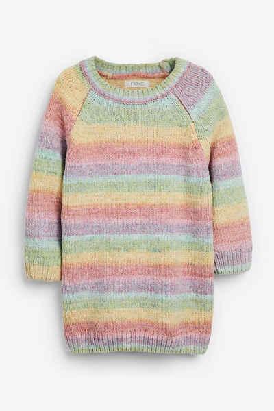 Next Strickkleid »Chenille-Pulloverkleid« (1-tlg)