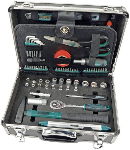 MANNESMANN Werkzeugkoffer »90-tlg.«