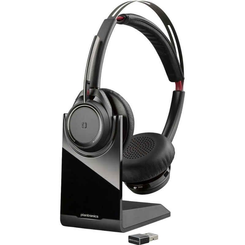 Plantronics »Voyager Focus UC B825-M, inkl. Dockingstation« Headset