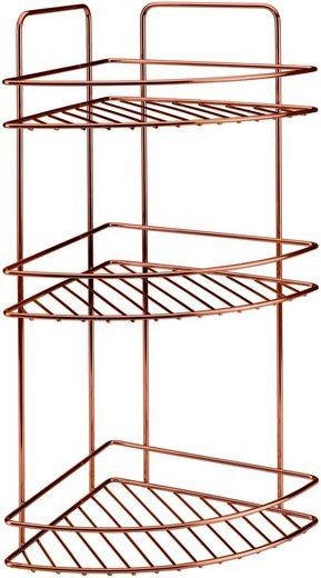 Metaltex Duschablage »Reflex«, 3-Etagen, 23 x 23 x 53 cm