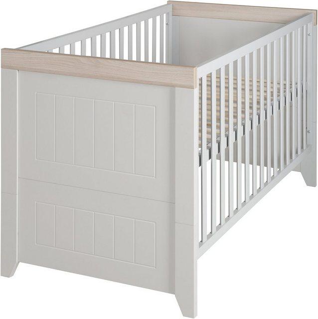 Babybetten - roba® Babybett »Helene«, Made in Europe  - Onlineshop OTTO