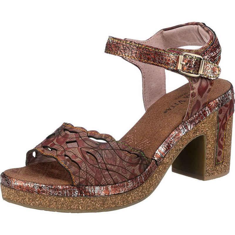 LAURA VITA »Hecalo 0121 Klassische Sandaletten« Sandalette