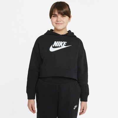 Nike Sportswear Kapuzensweatshirt »CLUB BIG KIDS (GIRLS) FRENCH TERRY«