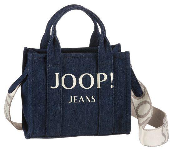 Joop Jeans Mini Bag »Denim Aurelia«, im modischen Jeans-Finish