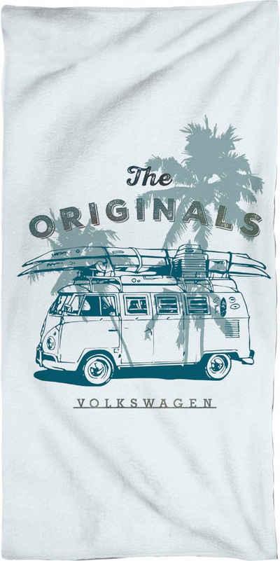 Volkswagen Strandtuch »The Originals« (1-St), mit Bulli