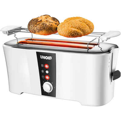 Unold Toaster Toaster Design Dual