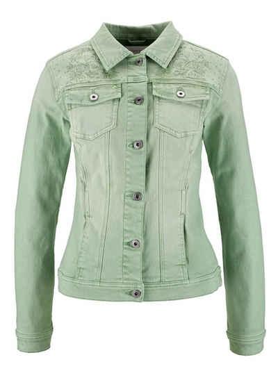 Grüne Jeansjacken für Herren günstig online kaufen | LadenZeile