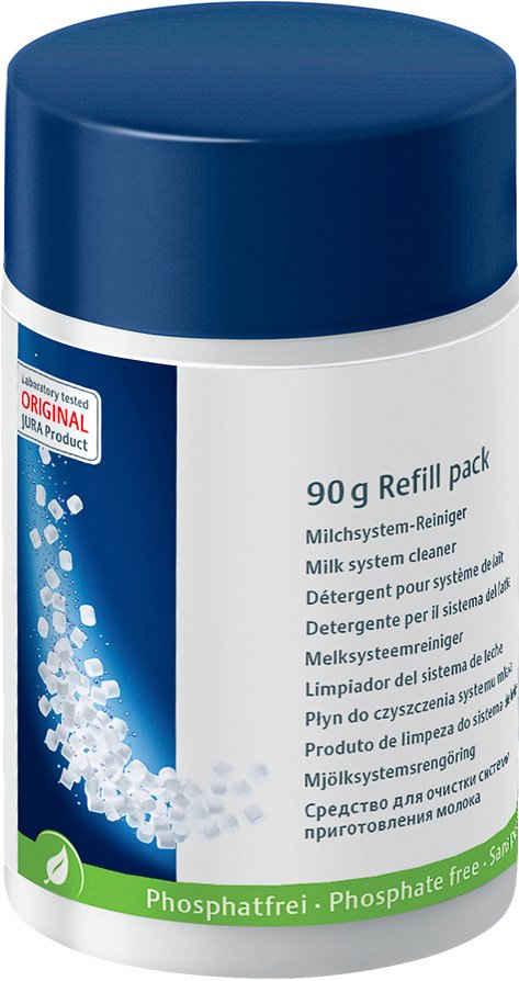 JURA »24157 Mini-Tabs, Nachfüllflasche« Milchsystem-Reiniger (Nachfüllflasche für Dosiersystem für 30 Reinigungen)