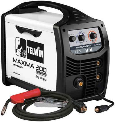 TELWIN Schutzgasschweißgerät »Maxima 200«, 20 - 170 A