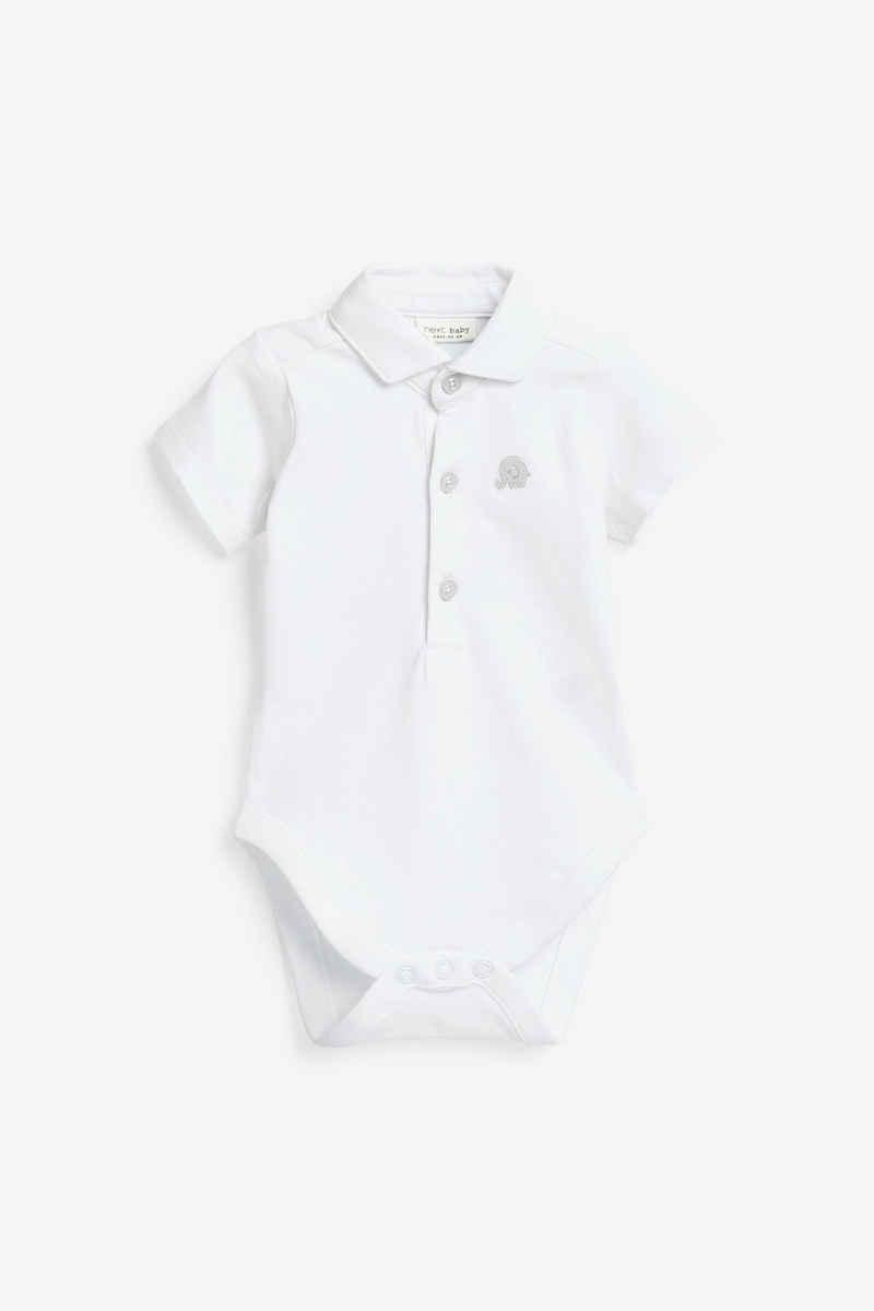 Next Hemd »Jersey-Hemd und Body« (1-tlg)
