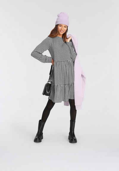 Tamaris Blusenkleid mit Trend Print - NEUE KOLLEKTION