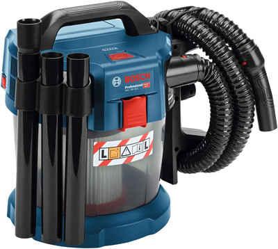 Bosch Professional Nass-Trocken-Akkusauger GAS 18V -10 L Solo, beutellos, 18 V, 10 Liter, ohne Akku und Ladegerät