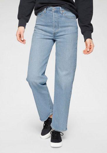 Levi's® 5-Pocket-Jeans »by GNTM« mit Knopfleiste