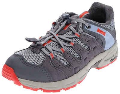 Meindl »Meindl Kinder Wanderschuhe Respond Junior Granit Rot Granit Rot Hiking Schuhe« Outdoorschuh