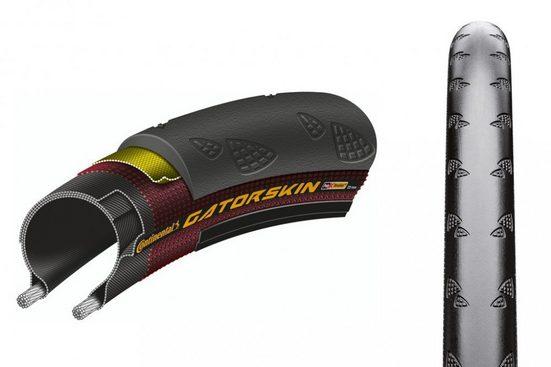 CONTINENTAL Fahrradreifen »Reifen Conti Gatorskin 28' 700x28 C 28-622 schwarz«