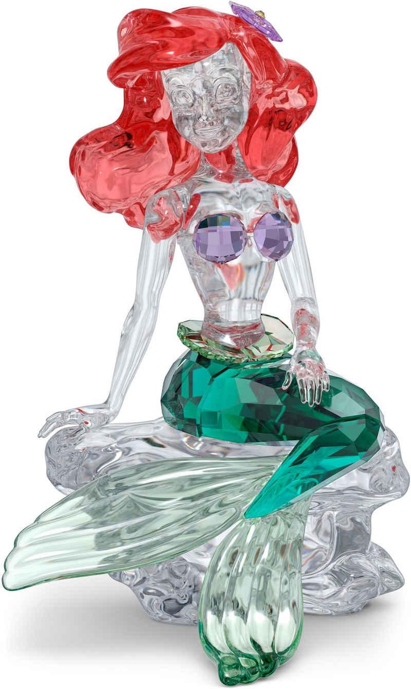 Swarovski Comicfigur »Arielle, die Meerjungfrau, Jahresausgabe 2021, 5552916« (1 Stück), Swarovski® Kristall