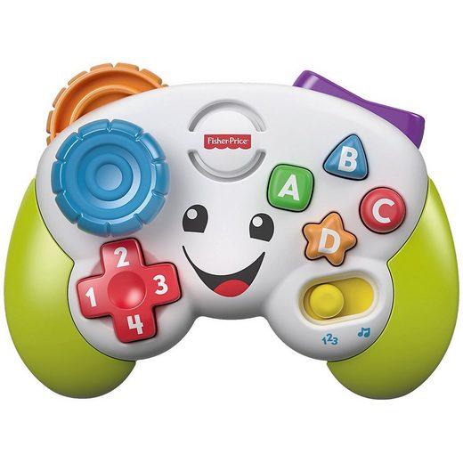 Mattel® Spiel, »Fisher-Price Lernspaß Spiel-Controller,«