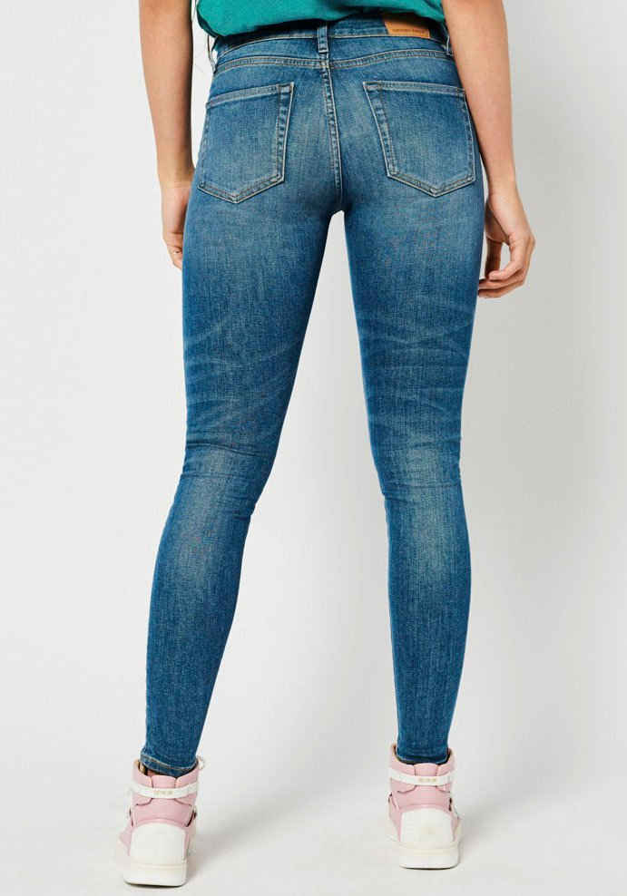 Superdry Skinny-fit-Jeans »Mid Rise Skinny«