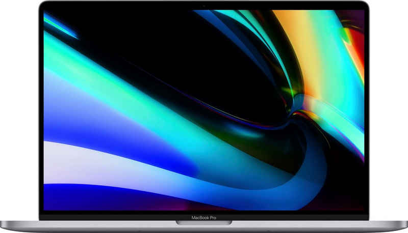 "Apple MacBook Pro 16"" Notebook (40,65 cm/16 Zoll, Intel Core i9, Radeon Pro 5500M, 1000 GB SSD)"