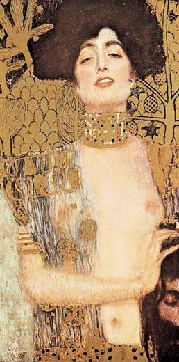 Kunstdruck »KLIMT / Judith II«, (1 Stück)