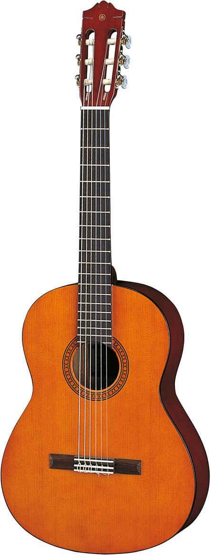 Yamaha Konzertgitarre »CGS102AII, natur« 1/2, Schülermodell