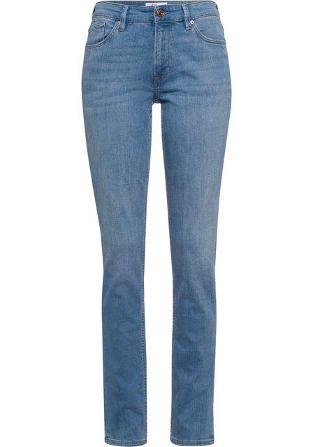Hosen - s.Oliver Slim fit Jeans »Betsy« in Basic 5 Pocket Form › blau  - Onlineshop OTTO